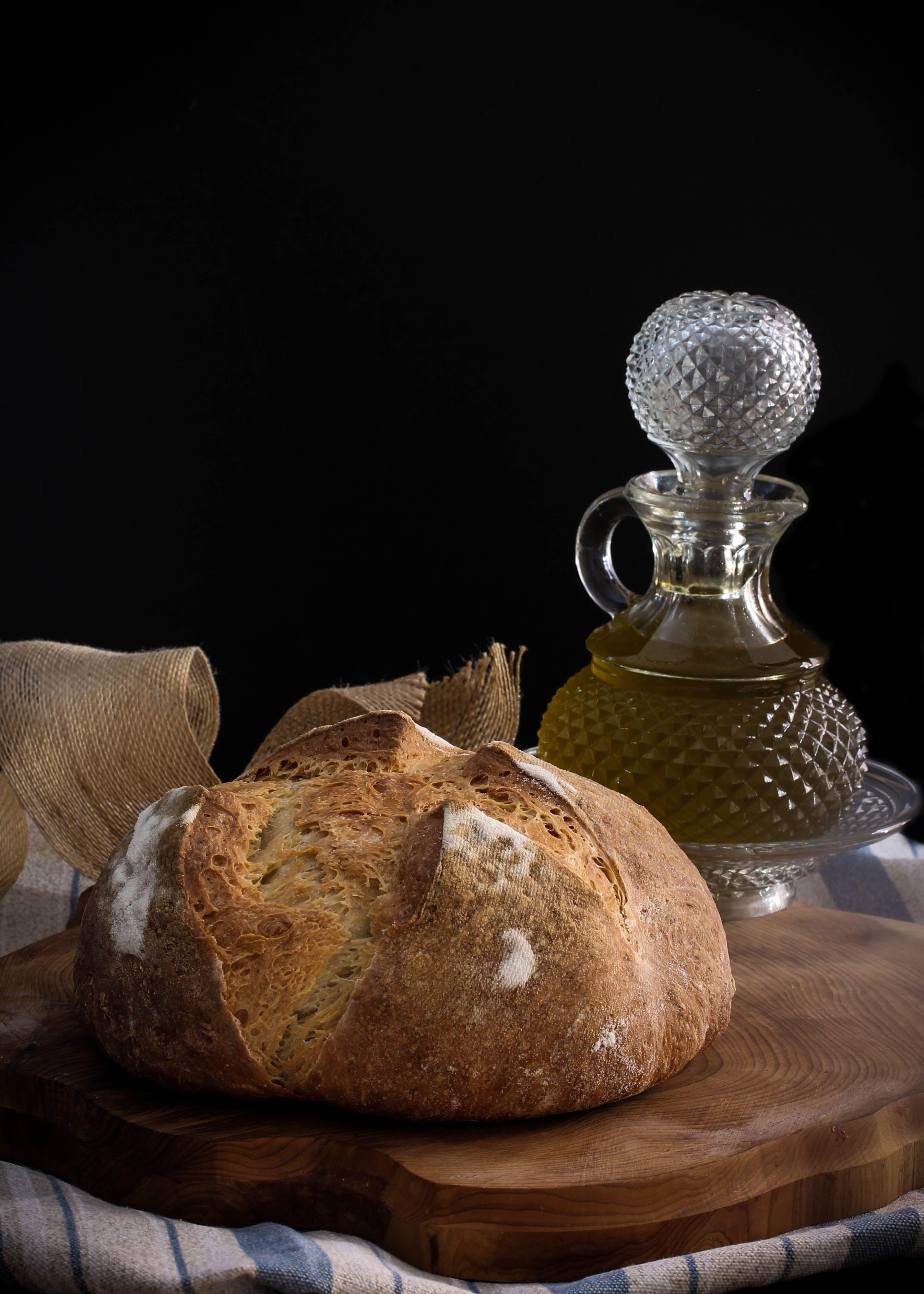 Pan de masa madre 'fraudulenta'