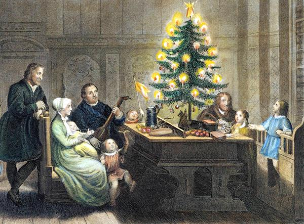 Ever Wonder Why Christmas Trees Have Ornaments | Old world ...