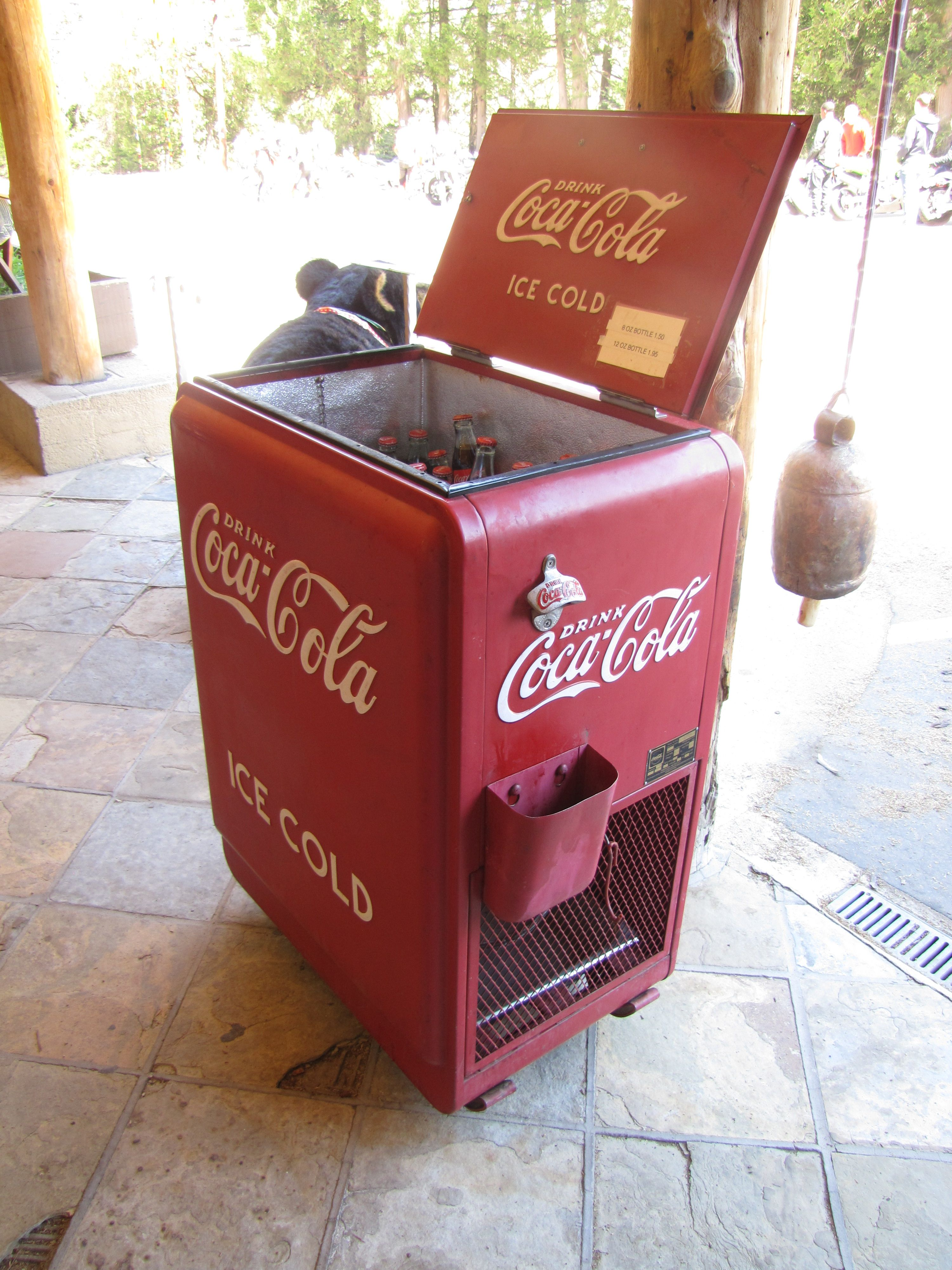 cocacola Cooler - Would Love on like this