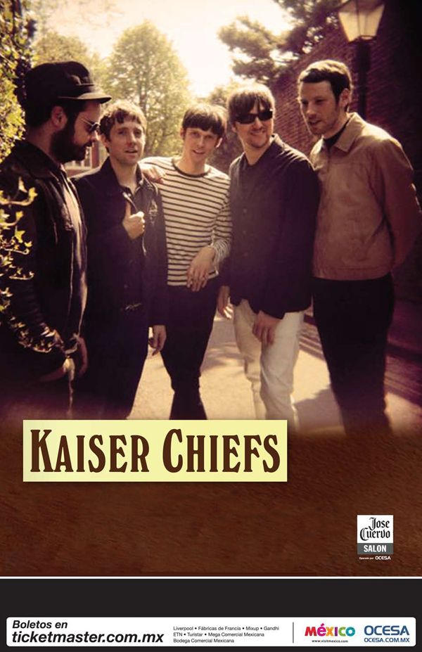 Ruby Is A Song By English Rock Band Kaiser Chiefs And Is The Lead Track On Their Second Album Yours Truly Angry Mob It Kaiser Chiefs Ricky Wilson Songs