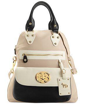 Emma Fox Classics Leather Large Foldover Tote Bags Handbags Accessories Macy S