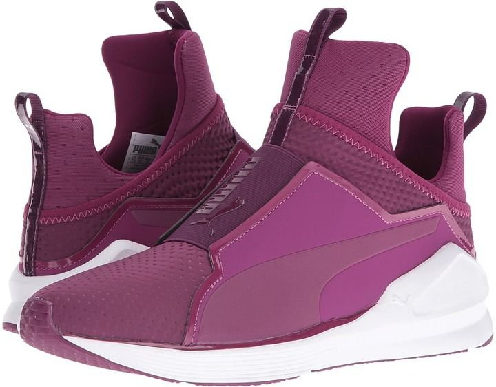 Puma Fierce Quilted | Quilted shoes, White shoes women
