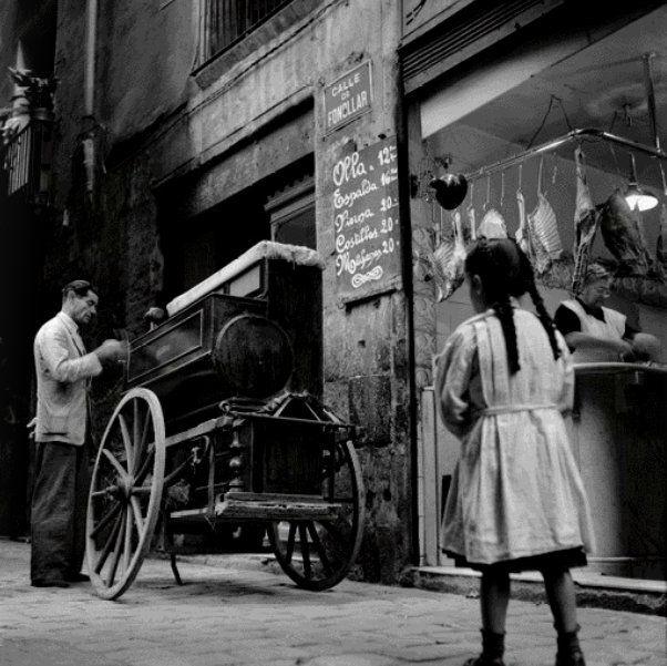 Barcelona, ca 1955, Francesc Català-Roca. Spanish (1922 - 1998)