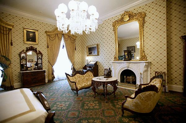 Lincoln Bedroom White House Museum Building The White House