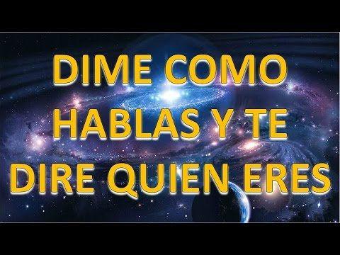 Dime Como Hablas Y Te Dire Quien Eres | Programacion Neurolinguistica | Guillermo Villa Rios   https://www.youtube.com/watch?v=bfTjIneqXQ8