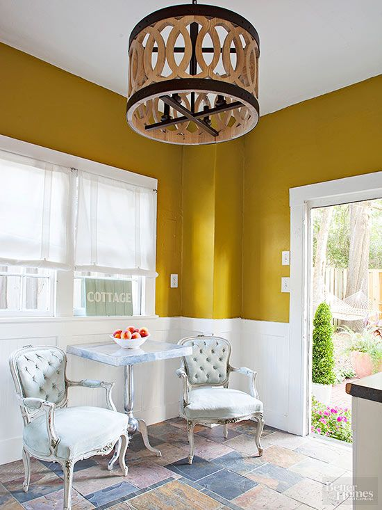 Superieur Add Spunk To Any Room With A Mustard Yellow Hue.
