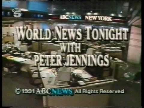 IMissYou.com misses  Peter Jennings