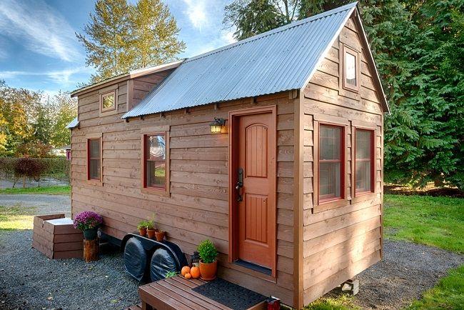 Une Micro Maison Sur Roues Peu Energivore Pour 18 000 Cottages