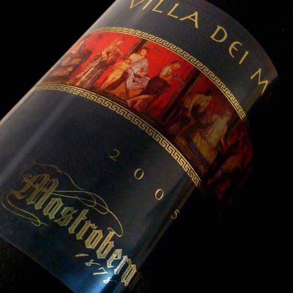 """La stupenda storia del """"vino dei Misteri"""" che rinasce dalla proprie ceneri come la leggendaria fenice http://buff.ly/2fgsjuS #vinoitaliano"""