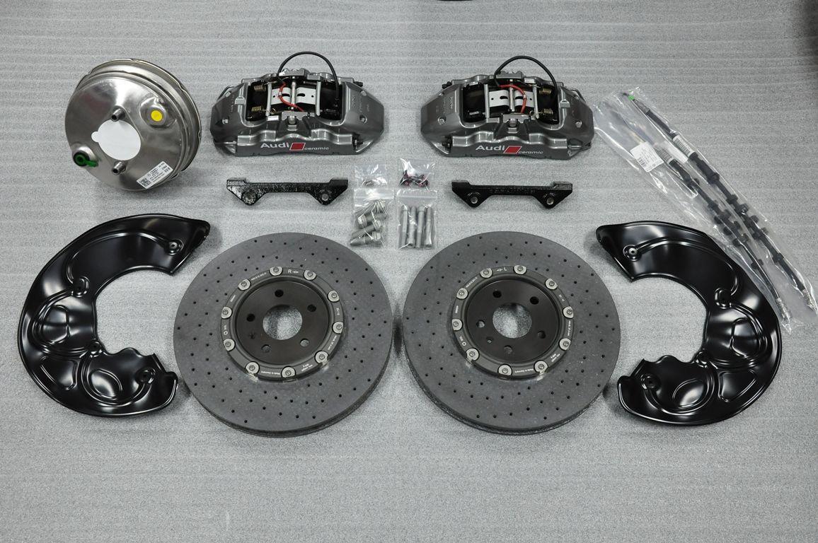 Original Audi S5 RS5 S4 B8 Ceramic Brake Kit Full Set Bolt