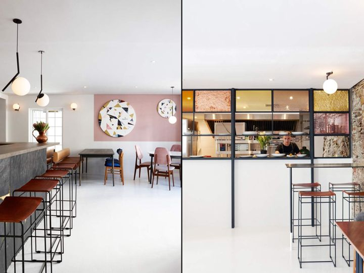Mulberry Prince Restaurant By Atelier Interiors Cape Town South Africa Retail Design