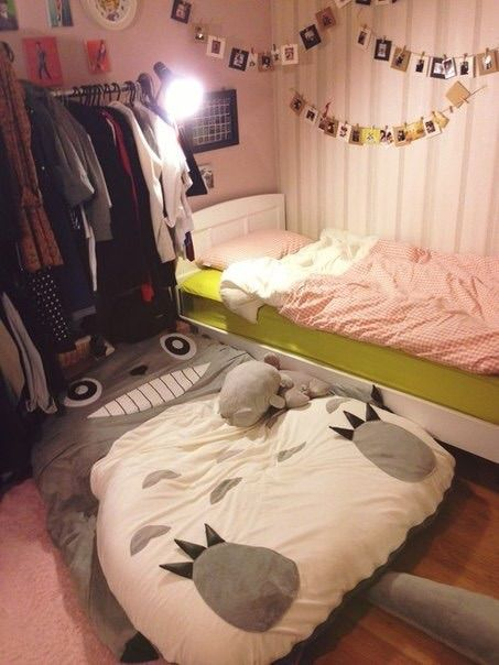 I Have Had That Totoro Bed In My Sights For Ages Now It S A Futon