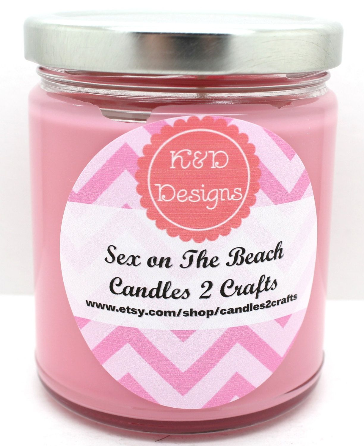 Sex on the beach candle scents