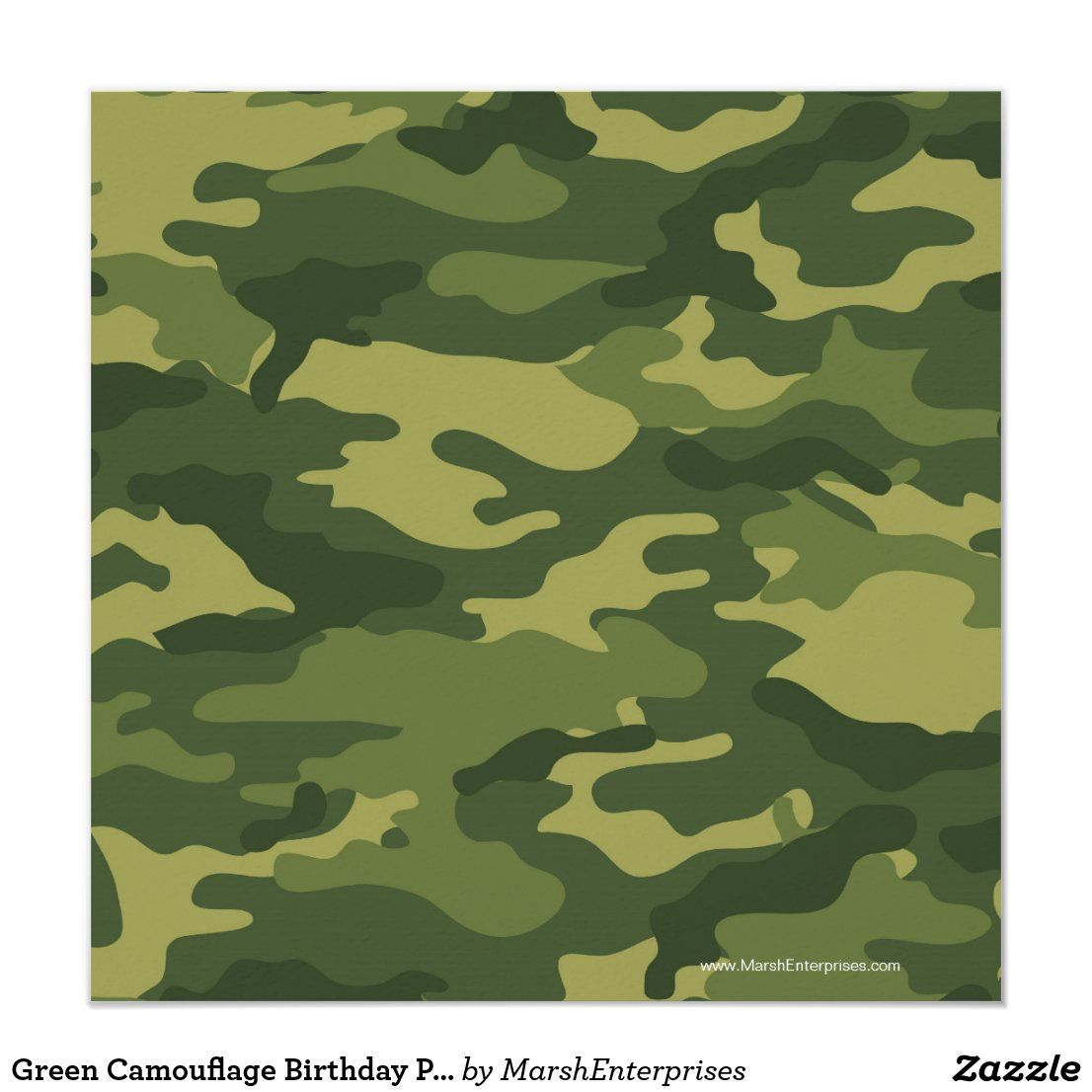 Green Camouflage Birthday Party Invitation Zazzle Com In 2021 Camo Wallpaper Camouflage Wallpaper Army Wallpaper