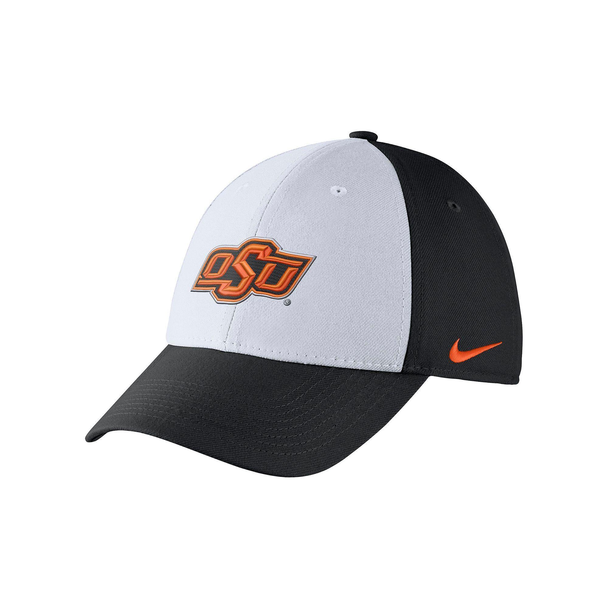 9f5830a8c1e56 Men s Nike Oklahoma State Cowboys Dri-FIT Flex-Fit Cap