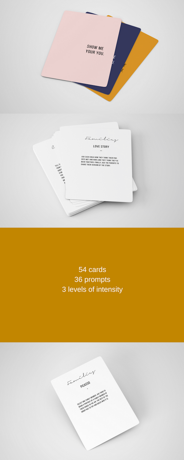 Creative Prompt Cards Help Photographers Unveil Their