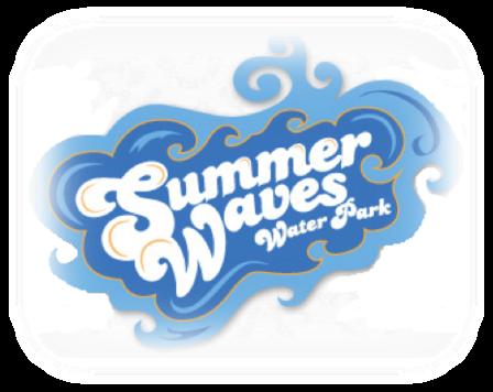 file summer waves water park logo png corporate identity rh pinterest com au water park lagos portugal water park lagos portugal
