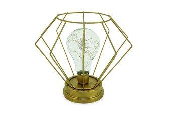 Candeeiro de mesa LED sem fio Starlight Dourado