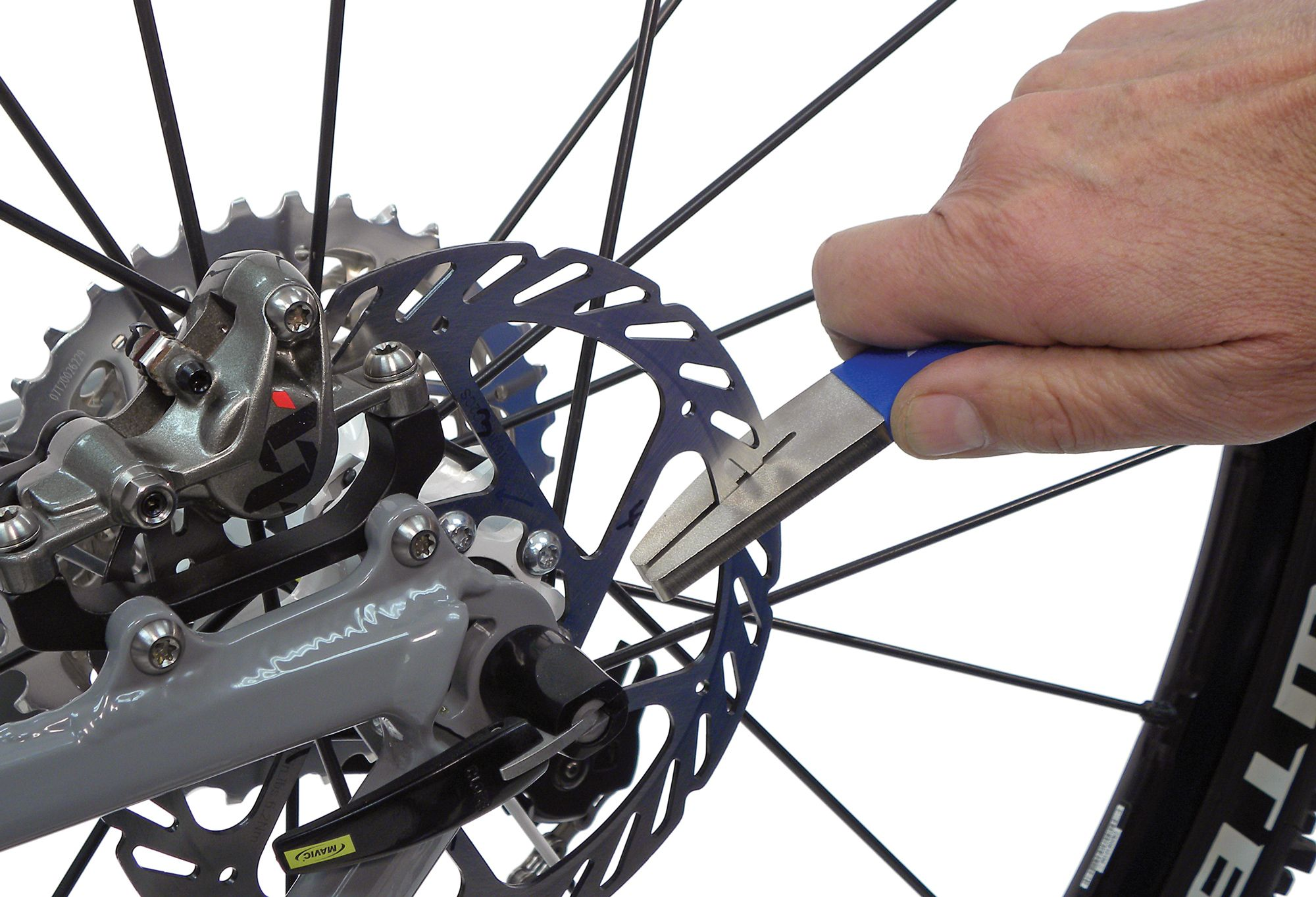 Disc Brake Rotor Removal Installation Bicycle Maintenance