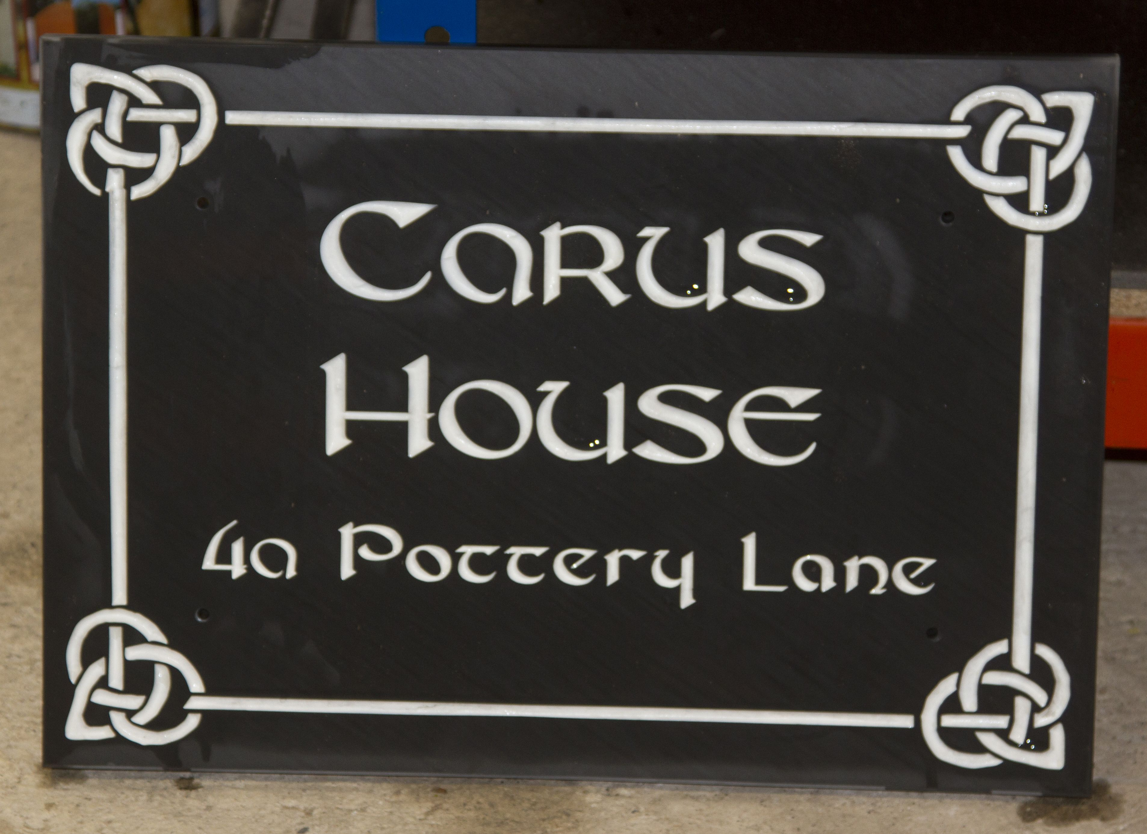 Pin On House Signs