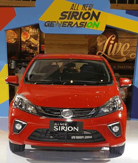 Informasi Harga Cash Kredit Mobil Daihatsu Sirion Terbaru