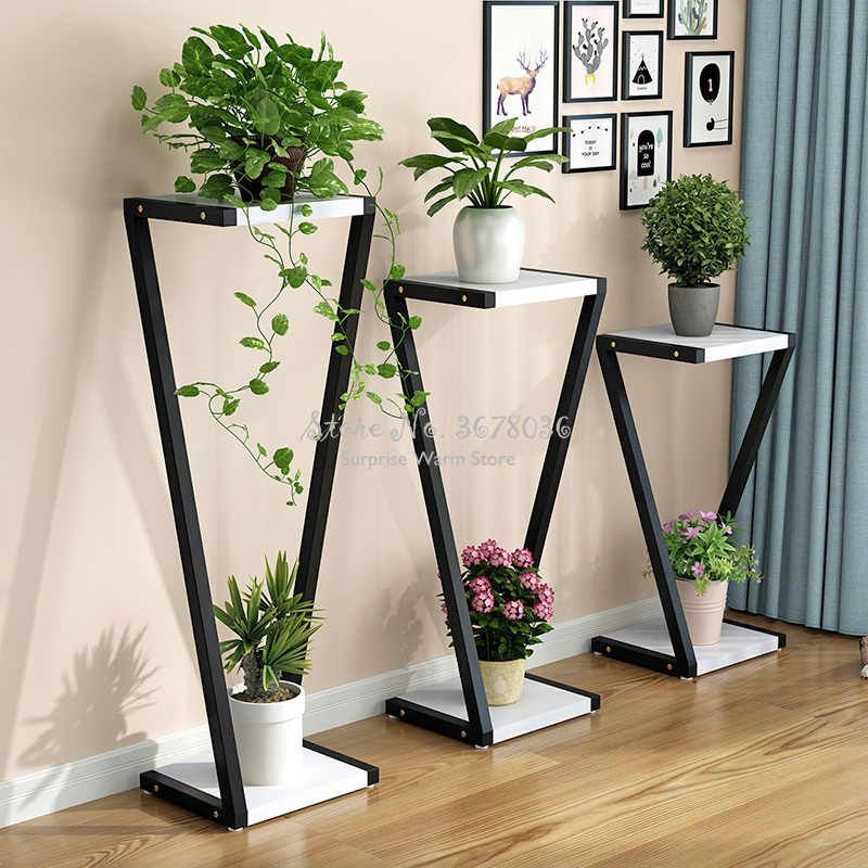 1pcs Cheap Flower Stand Plant Shelves Multi layer Plant Stand Flower Pot Rack Stand  Home Indoor Flower Bonsai Display Shelf|Storage Holders & Racks|   - AliExpress