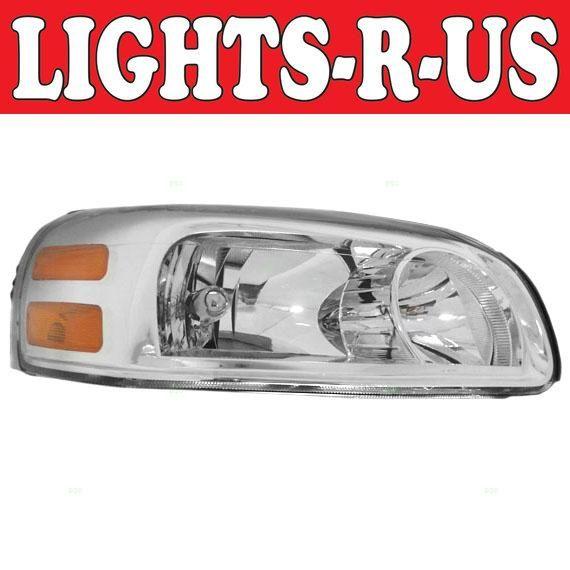 Lights R Us Chevrolet Uplander Headlight Rh Right Passenger 2005 2006 2007 2008 05 06 07 08 Network Solutions Buick Terraza Chevrolet Uplander
