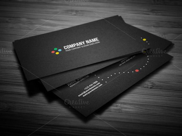 Creative business card by flowpixels on creative market business creative business card by flowpixels on creative market reheart Gallery