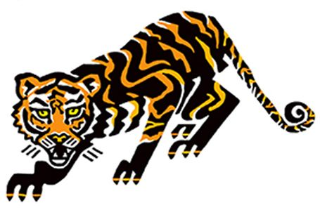 Tigers are endangered animals/wildcats only found in scattered populations from India to South East Asia, Sumatra, China and Russia. Endangered status due to trophy hunting, poaching, the increased trade in tiger skins, habitat loss and illegally killed to cull their bones for use in chinese medicine. 25% of WildthingsWorldWide merchandise sales are donated to animal welfare orgs. www.wildthingsworldwide.com.au