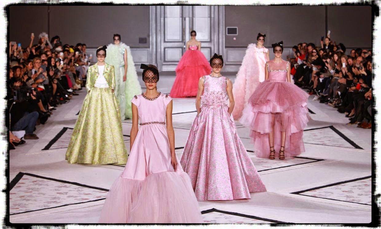 Haute Couture Primavera-Verano 2015: Giambattista Valli