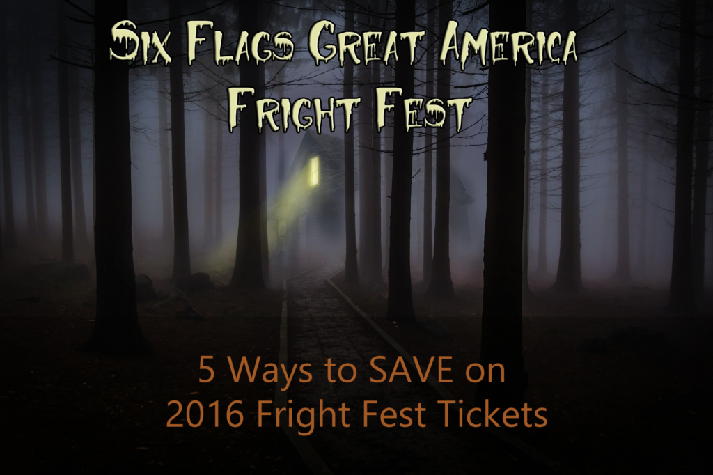 5 Ways To Save On Fright Fest Tickets At Six Flags Great America Sixflags Greatamerica Chica Writing Prompts Fantasy Creative Writing Prompts Fantasy Reads