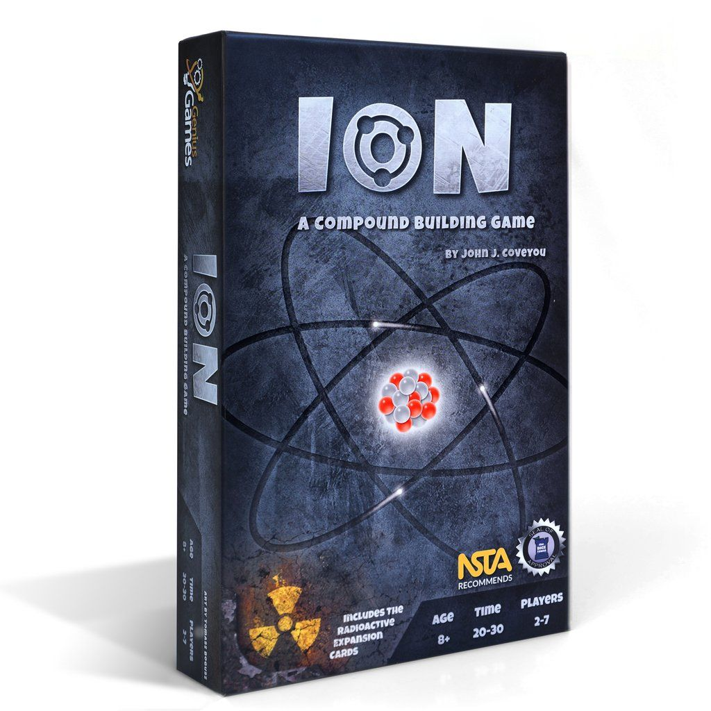 Ion A Compound Building Game Building games, Science