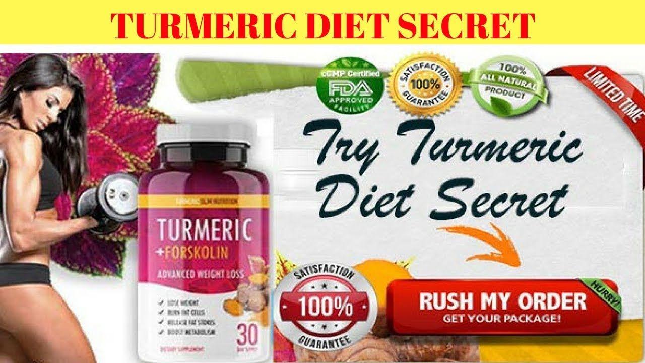 Turmeric Diet Secret Turmeric Diet For Weight Loss Turmeric