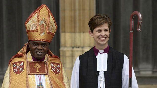 De 7.798 sacerdotes a tiempo completo, 1.781 son mujeres en la iglesia anglicana