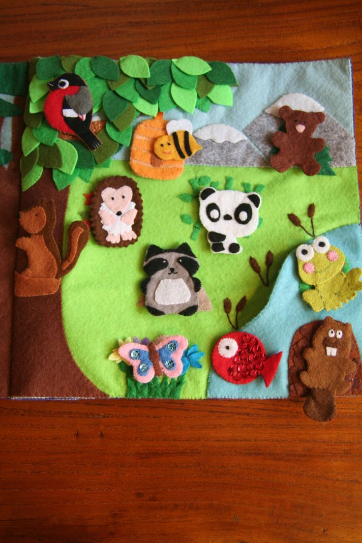 Classroom Activity~ Place the animals in the correct habitat. A fun way to test the children about what animals live in what habitat.