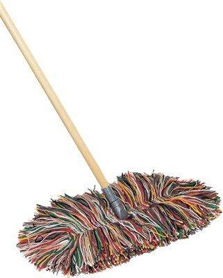 The Very Best Wool Dust Mop We Ve Ever Used Naturally