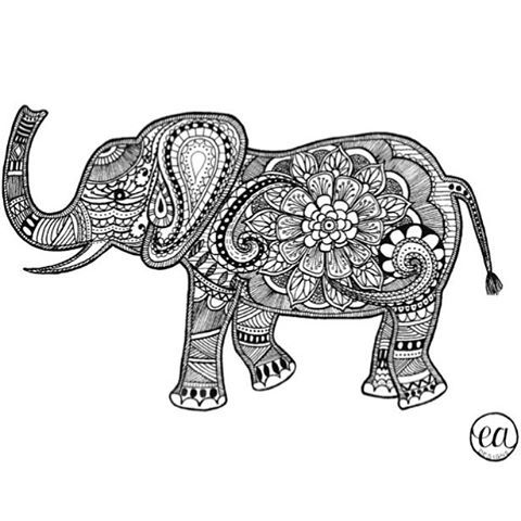 The Good Luck Elephant Not Only Is An Elephant A Symbol Of