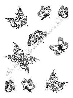 Mehndi-Henna-Design, Butterflies 2 by olga_rashida, via
