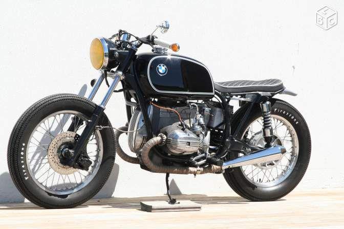 bmw cafe racer r75 serie 7 motos bouches du rh ne moto pinterest. Black Bedroom Furniture Sets. Home Design Ideas