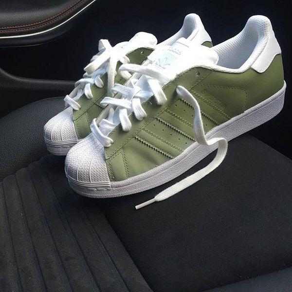 Gold Grey Orange Adidas Superstar Unisex Sneakers Shoes