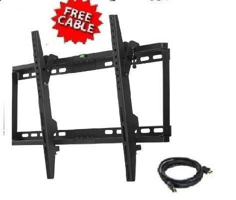 Mount It Mi 1121m Cbl Flat Screen Wall Mount Bracket For 20 Inch To 55 Inch Plasma Led Lcd Tv For S Tv Wall Mount Bracket Wall Mounted Tv Wall Mount Bracket
