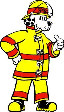 Fire Safty With Sparky The Dog Fun Informational Activities And Games Included