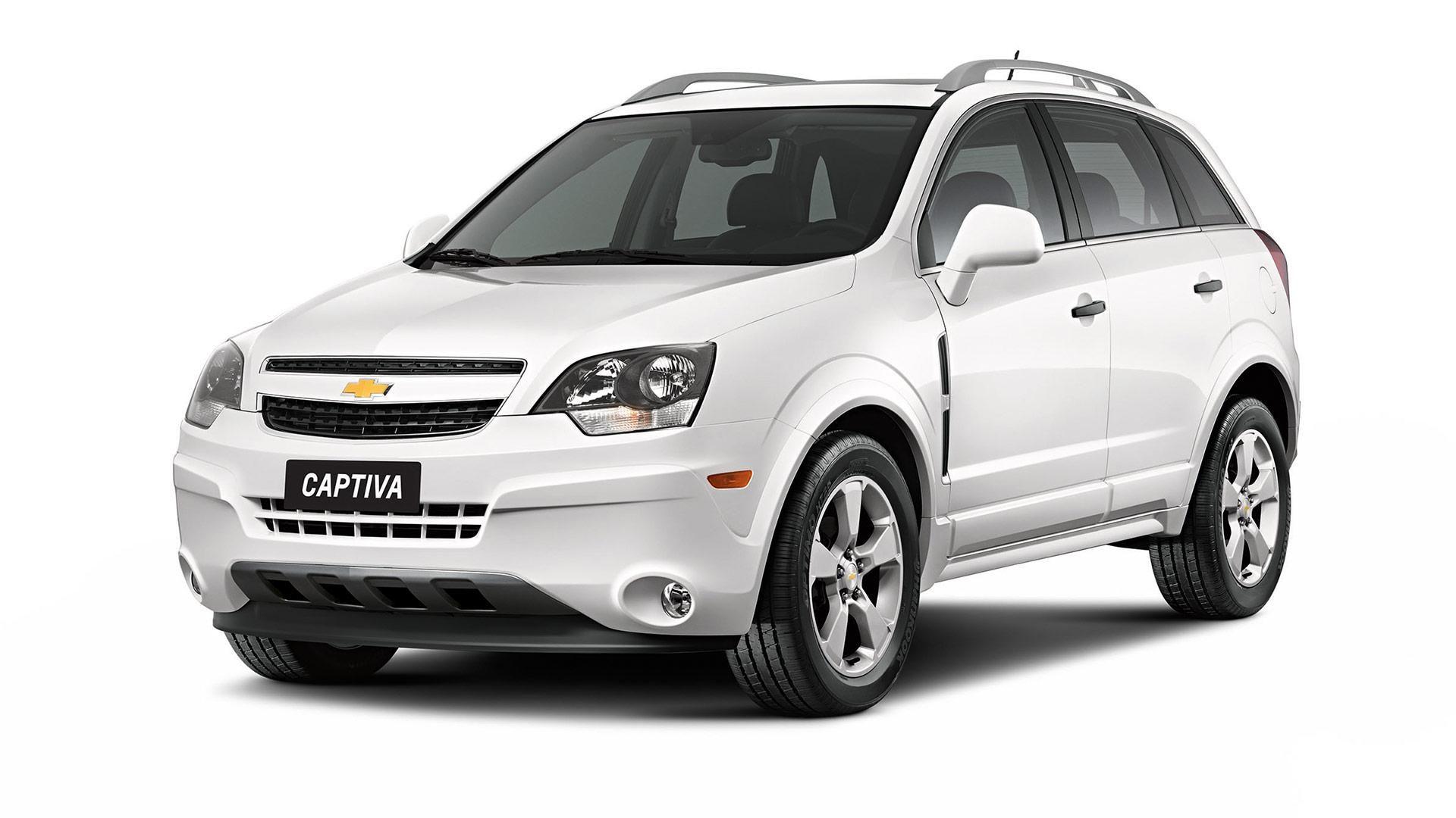 2017 Chevrolet Captiva Car Photos Catalog 2019