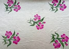 Image Result For Painting Designs For Bedsheets Mehendi Fabric