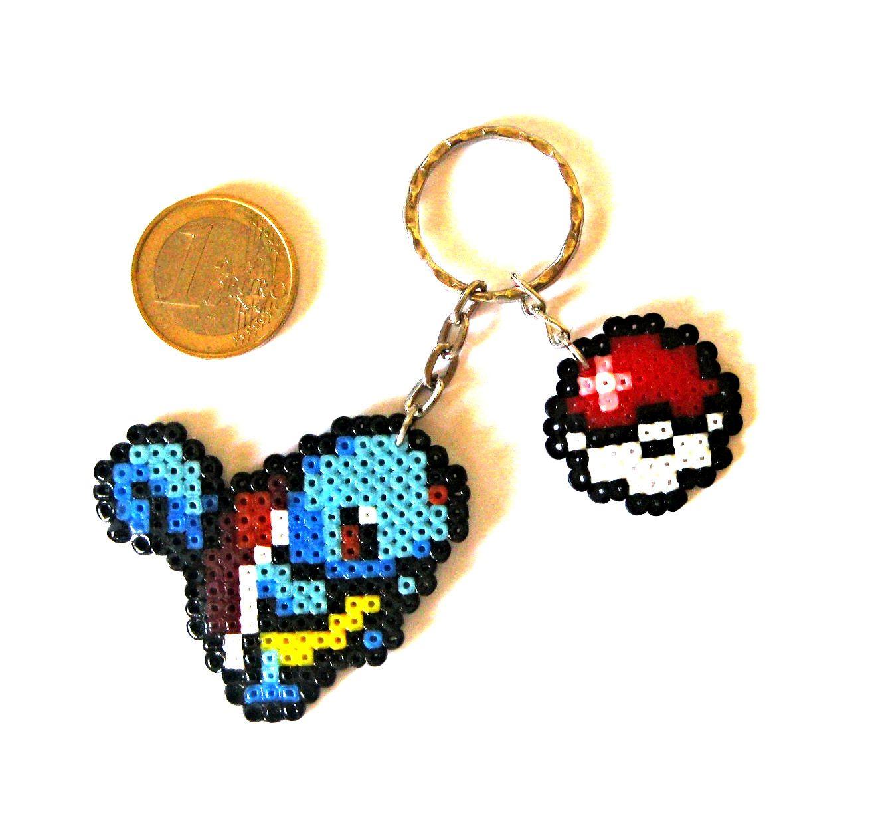 Squirtle Sprite, Keychain, Sprite XL, brooch, magnet... / Llavero, SpriteXL…