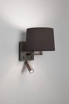 Luminaire Applique Azumi LED Reader - e-luminaire | chambre ...