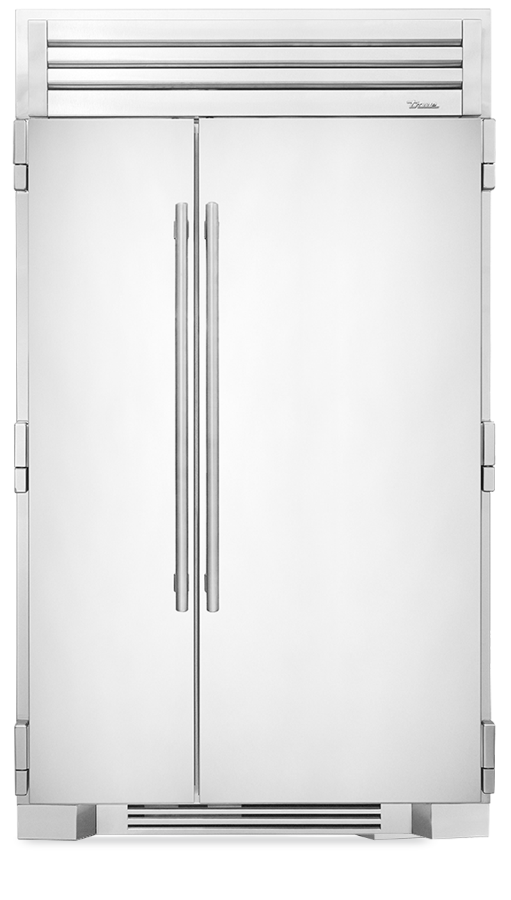 True Residential Full Size Refrigerator 48 Inch Stainless