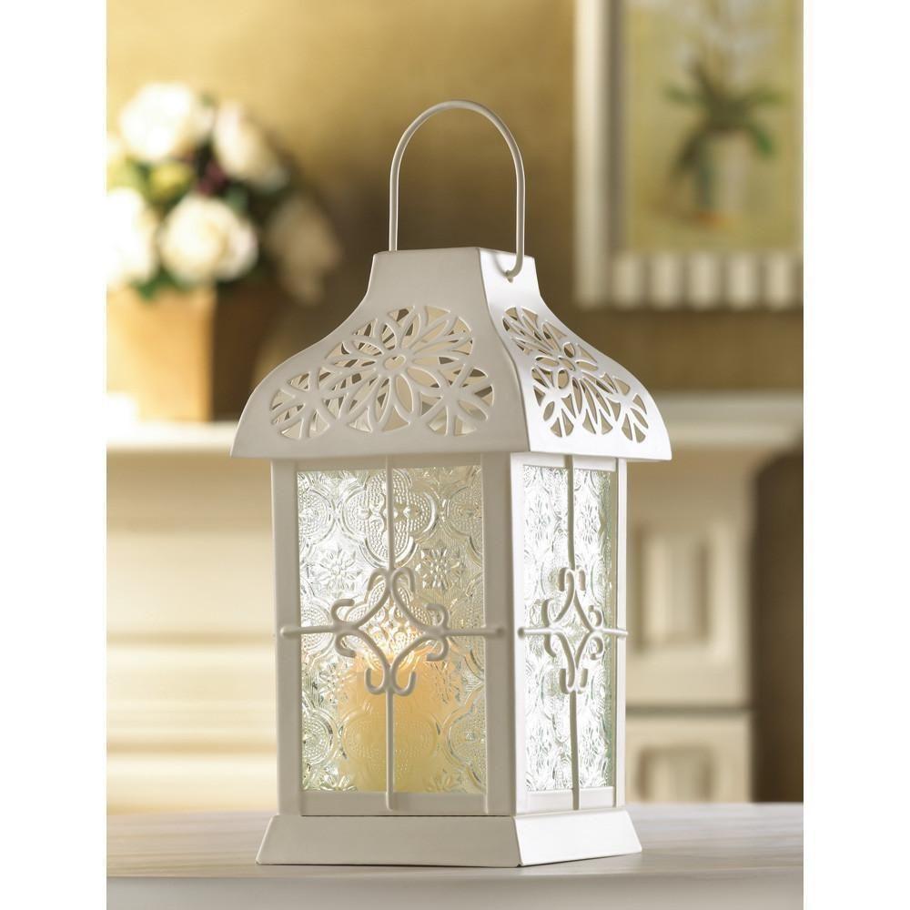 Daisy gazebo candle lantern | Candle lanterns and Products