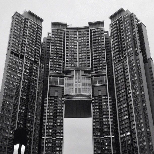 Amazing Hong Kong: Los Rascacielos De Hong Kong Construidos De Acuerdo Con