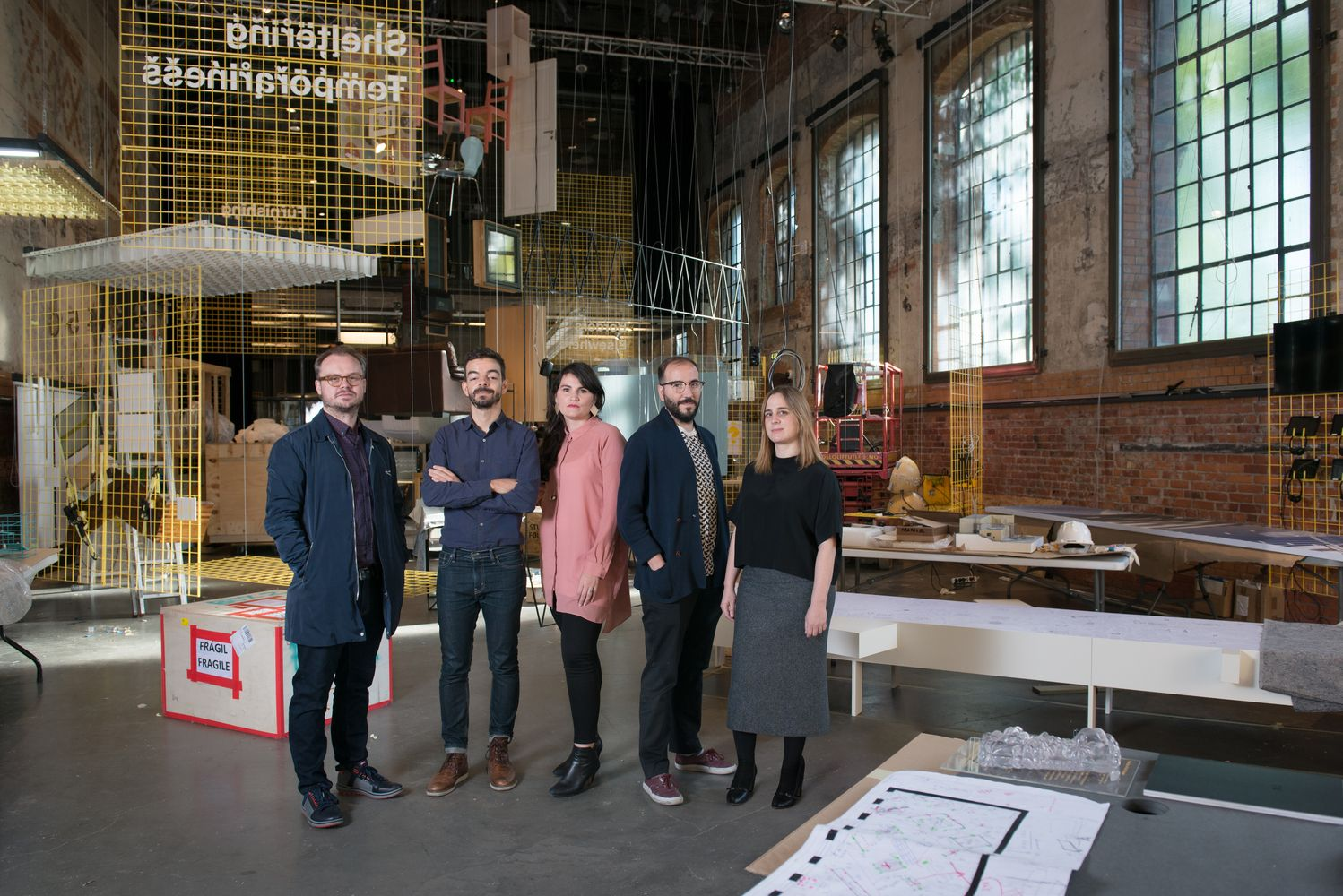 Gallery of Atelier Bow-Wow, OMA, and Amale Andraos Live From the 2016 Oslo Architecture Triennale - 1